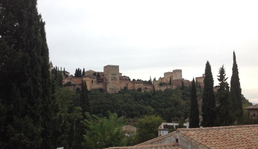 Alhambra, Granada, España photopor Bronwyn Mills